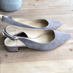319f9686777 Sole Society Shoes - Sole Society Mariol Slingback Pumps